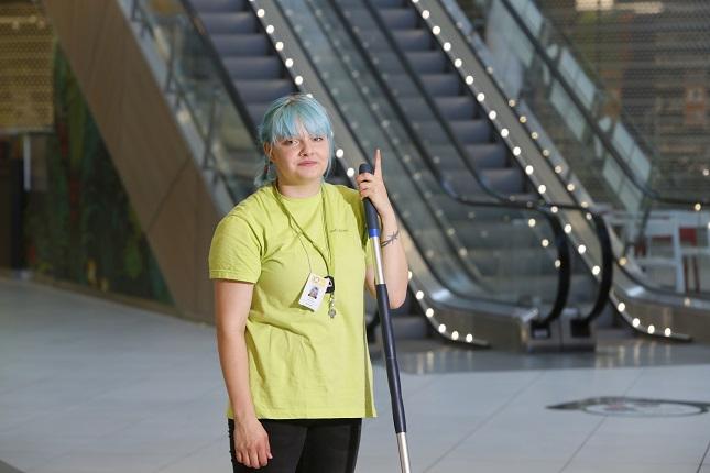 Uusi pamilainen -sarjan Jessi: Halusin turvata etuni työttömyyden varalle