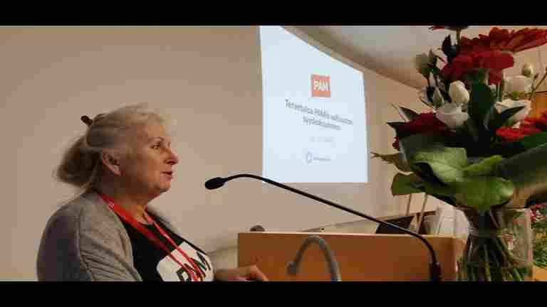 PAMin valtuuston puheenjohtaja Sirpa Laakso: Miksi meille ei makseta palkkaa, jolla tulisi toimeen?