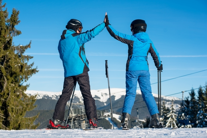 Valtaosassa hiihtokeskuksissa tiedetään jo, millaiset palkankorotukset paikallisesti sovittiin. Kuva: GettyImages