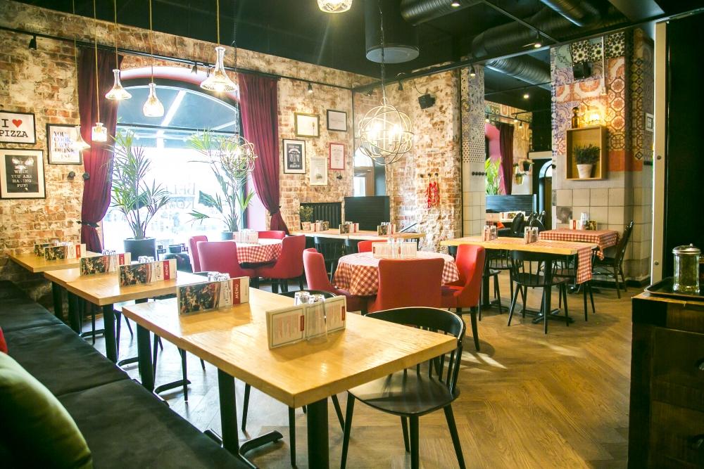 Restamaxin ravintolakonsepteja ovat muun muassa Bella Roma -ravintolat. Kuva: Restamax