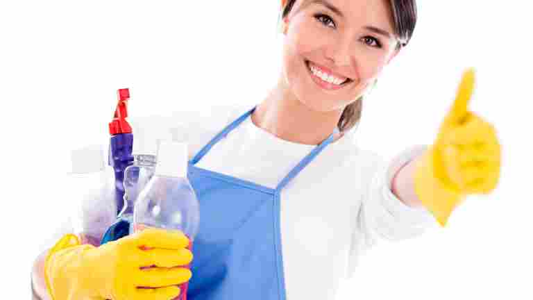 PAM campaigns for cleaners' rights: Remember to thank cleaners