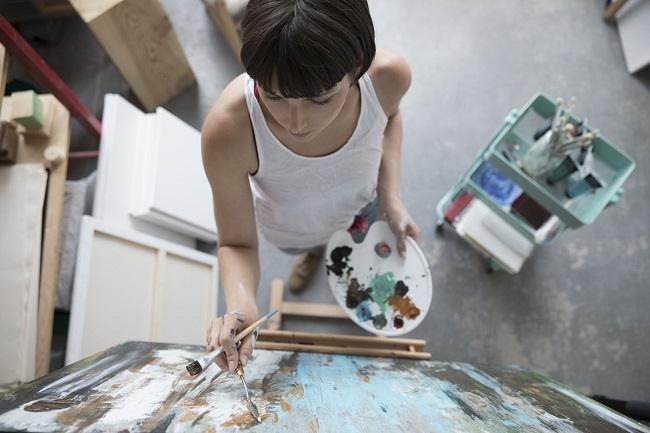 Apurahaa maalaustarvikkeisiin? Kuva: Gettyimages