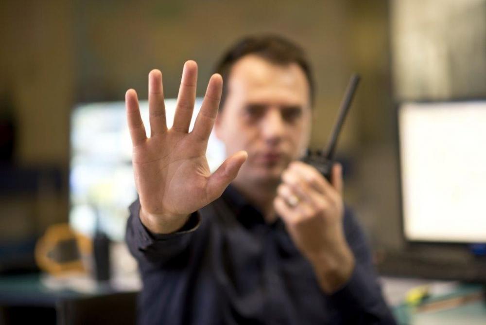 Vartijat ovat pitkään odottaneet neuvottelutulosta, mutta sitä ei tullut tänäänkään. Kuva: GettyImages.
