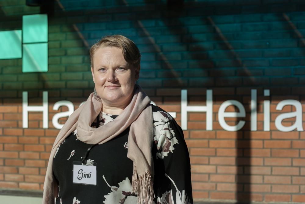 Sini Heikkisellä on kokemusta kansainvälisestä solidaarisuustyöstä niin ruohonjuuritasolla kuin kansainvälisillä päätöksenteon areenoillakin. Kuva: SASK/Annika Rauhala