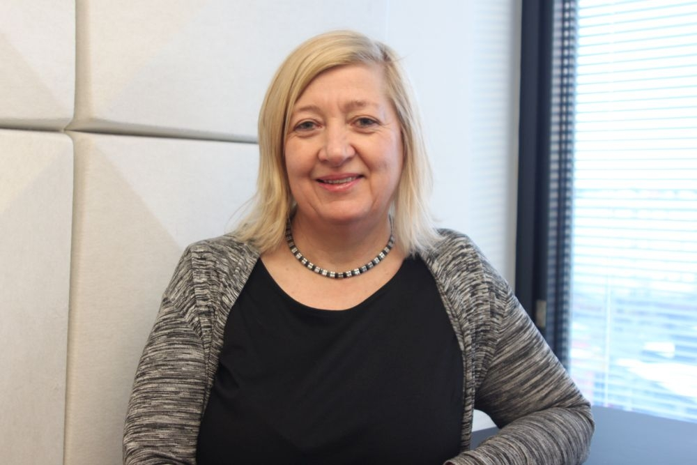 Lilli Kilpinen kertoo, että ammattiosastossa haluttaan madaltaa kynnystä lähteä liittokokousvaaliehdokkaaksi.