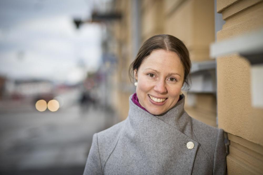 Sanna Kyyrän mukaan matkailualalla, mm. Matkailudiili-hankkeessa, on kehitelty monia uusia ideoita, joista parhaita on tarkoitus levittää laajemmallekin. Kuva: Eeva Anundi