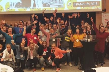 Vaikuttaminen ja työn tulevaisuus puhuttivat PAMin nuorisofoorumia