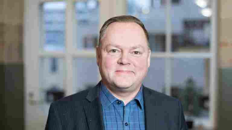 Risto Kalliorinne on nimitetty järjestöjohtajaksi