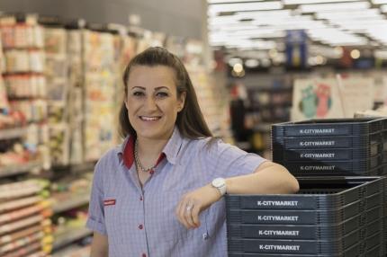 Ison Omenan Citymarketin luottamusmies Ehtram Kaderimanesh: Tasa-arvoa työpaikoille