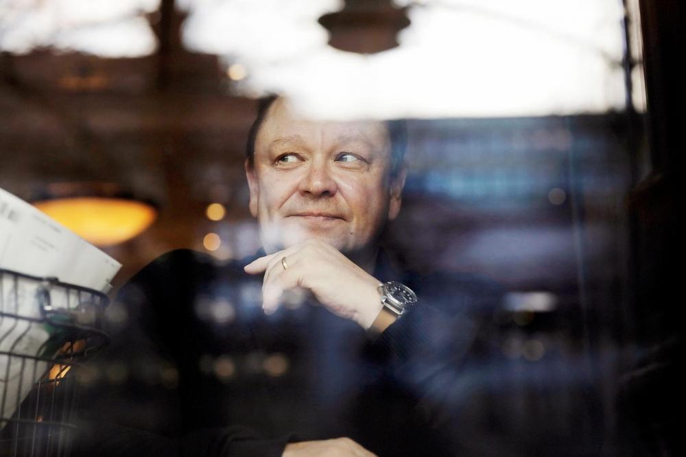 Tapio Ojasen mukaan hotelli- ja ravintola-alan työntekijöiden tarpeet jäävät nyt liian vähälle huomiolle. Kuva: Liisa Takala