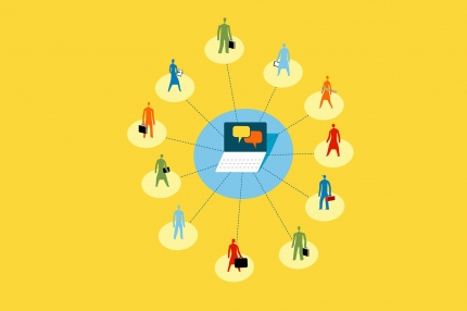 Digitaalisilla alustoilla on yhä suurempi rooli työn etsimisessä, välittämisessä ja organisoinnissa