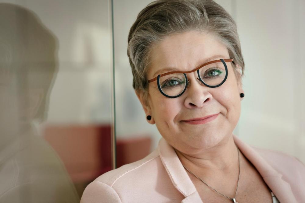 Ann Selin ihmettelee, miksi Veikkaus haluaa lopettaa sellaisen toiminnan, johon heillä on Suomessa yksinoikeus. Kuva: Jaakko Lukumaa