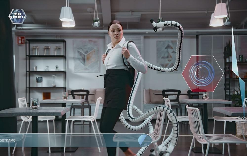 PAMin vaalivideot kuvaavat tulevaisuutta, jossa teknologia on valjastettu tehostamaan työntekijöiden arkea äärimmilleen.