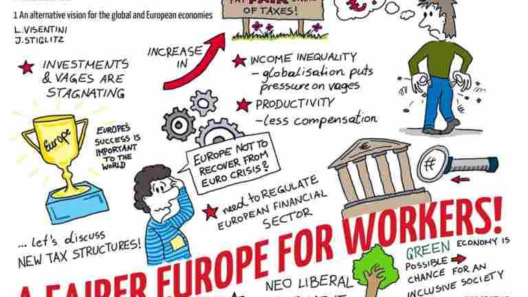 ETUC:n kongressin lausuma: työntekijöiden oikeudet on turvattava tulevaisuuden työelämässä