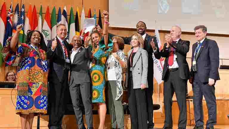 Kansainvälinen työjärjestö ILO otti kantaa: STOP työelämässä tapahtuvalle häirinnälle