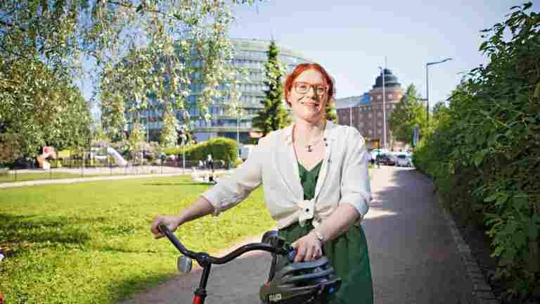 26 vuotta sitten jäseneksi, nyt puheenjohtajaksi: Annika Rönni-Sällinen palasi kotiin