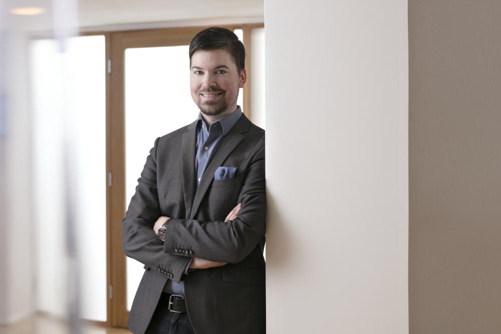 Mikko Laakkosen mukaan ammatillisessa koulutuksessa on nyt myönteinen vire. Kuva: Jaakko Lukumaa