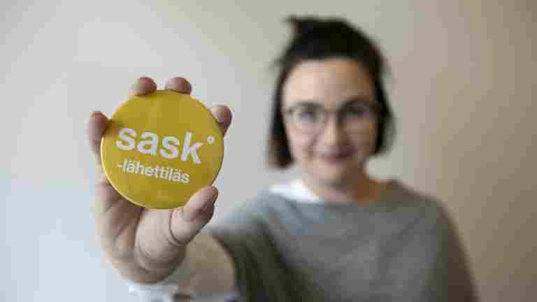 Oletko kiinnostunut solidaarisuustyöstä? Hae SASKin kunnon työn lähettiläiskoulutukseen!
