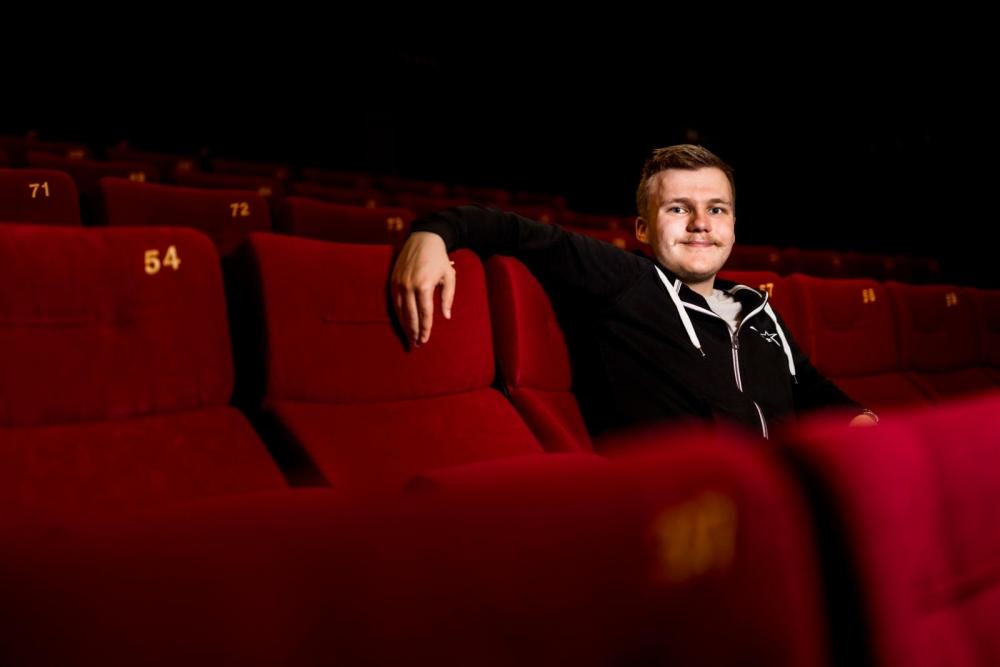 Oulun Star-elokuvateatterilla on pitkä historia, sillä se on toiminut elokuvateatterina jo vuodesta 1938. Kuva: Antti Leinonen