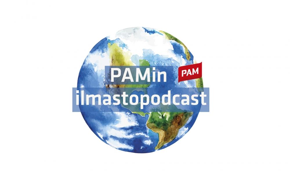 PAMin ilmastopodcast-sarja alkaa ensi viikolla. Kuva: Eveliina Reponen