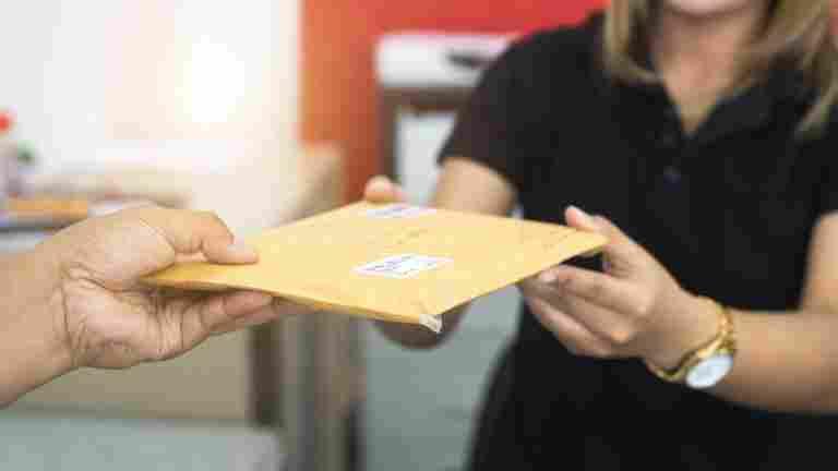 PAM utlyser behandlingsförbud för postombudens försändelser