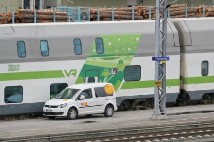 Yli 300 junasiivoojaa on kilpailutuksen jälkeisessä yt:ssä