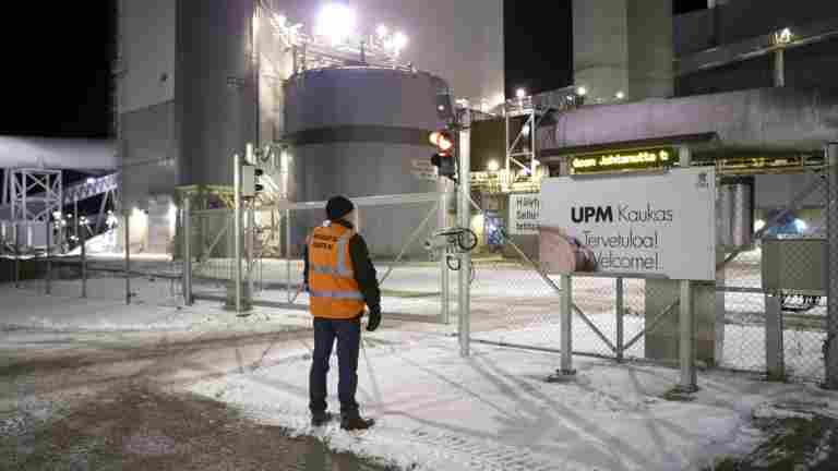 Strejken för Paperiliitto – hur agera som PAM-medlem