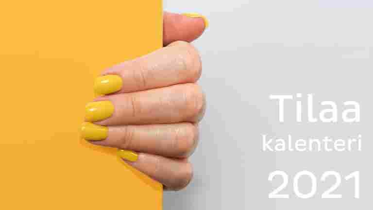Tilaa PAMin kalenteri vuodelle 2021