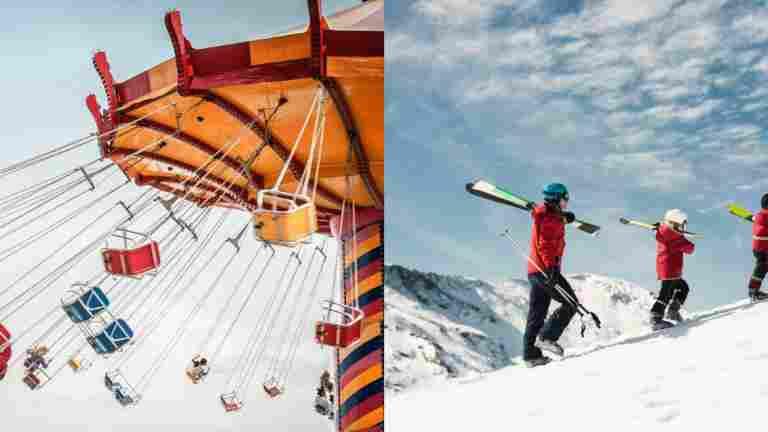 Uusi työehtosopimus huvi-, teema-, ja elämyspuistoalalle ja palkkaratkaisu hiihtokeskusalalle