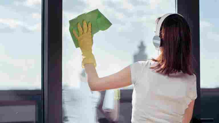 Työllistävätkö sinua kotipalvelut, kuten siivous tai ruoanlaitto yksityisille kotitalouksille?