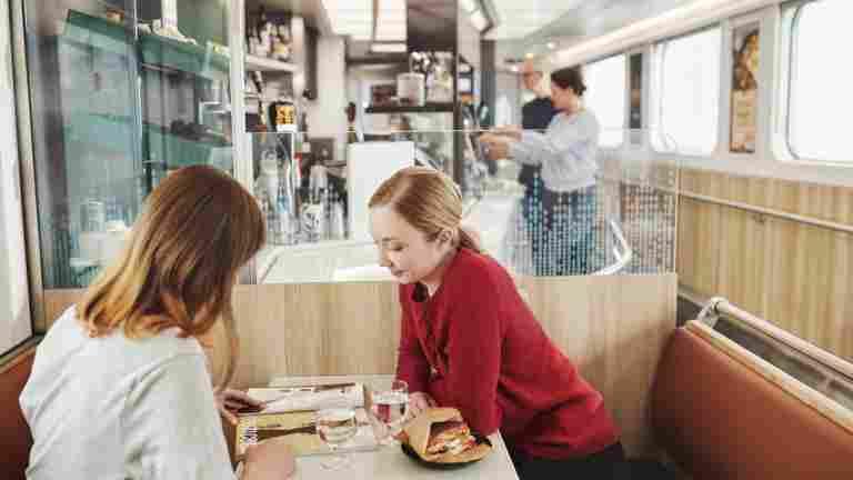 Neuvottelutulos Avecran junapalveluhenkilökunnan palkoista
