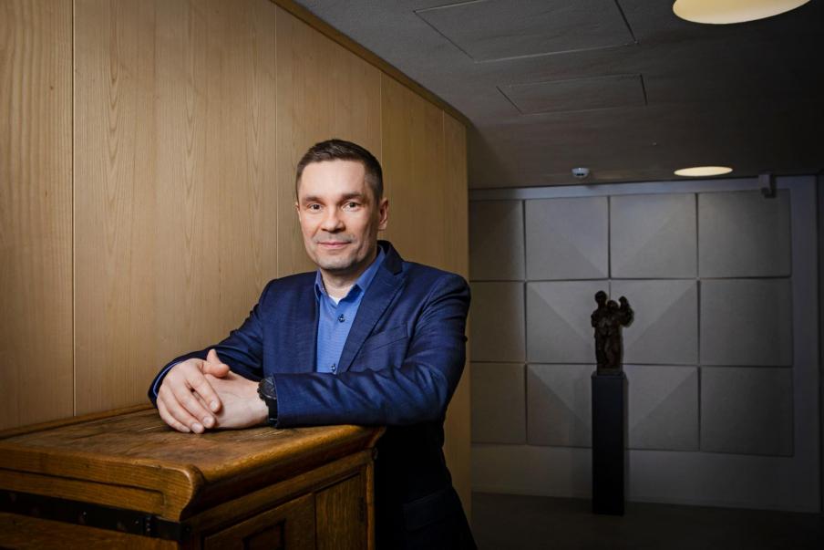 PAMin Markku Saikkosen mielestä työnantajat suurentelevat kiky-tuntien kustannusta. Kuva: Eeva Anundi