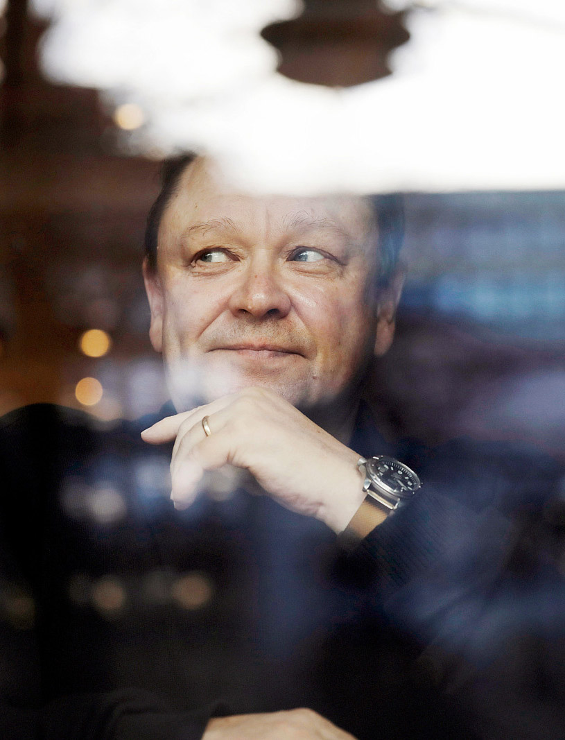 Pääluottamusmies Tapio Ojanen pitää ravintoloiden sulkemista kovana iskuna työntekijöille. Kuva: Liisa Takala