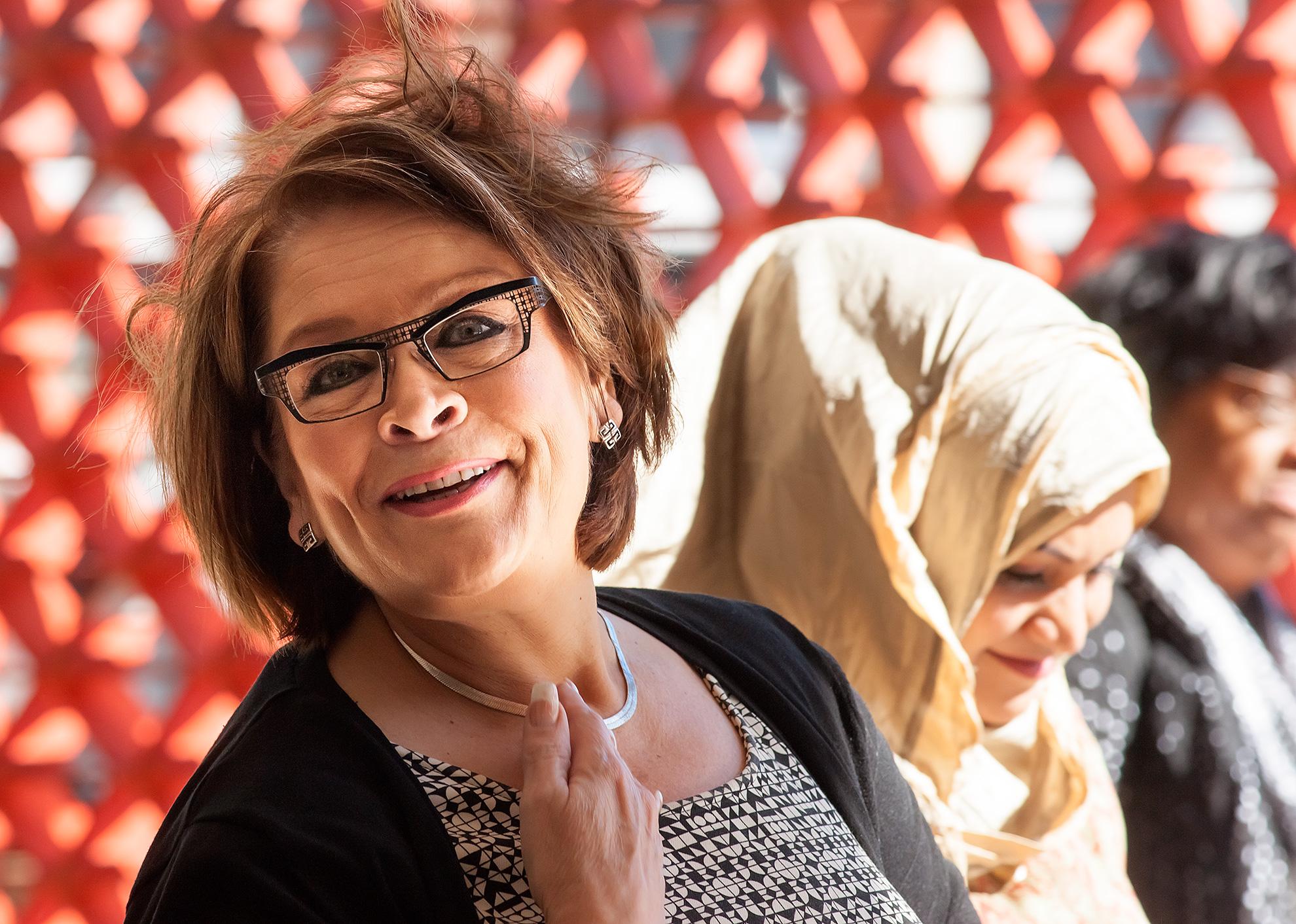 Ann Selinin haaste pamilaisille: Jokaisella on oikeus kuulua ammattiliittoon