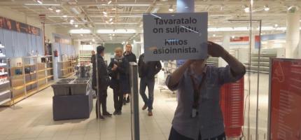 Anttiloita suljetaan, EU-tuki haussa