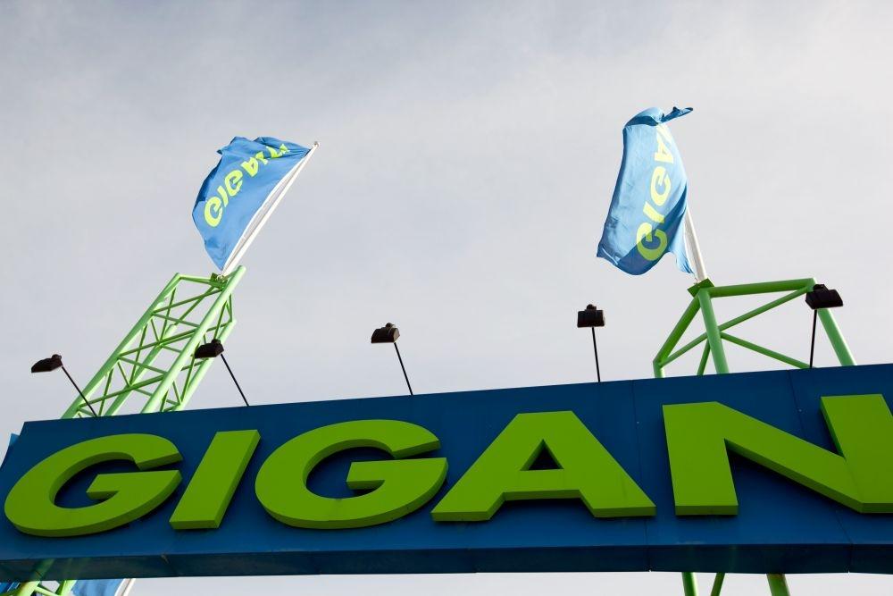 Helsingin hovioikeuden mukaan Gigantin entinen henkilöstöpäällikkö syyllistyi työsyrjintään. Kuva: Annika Rauhala