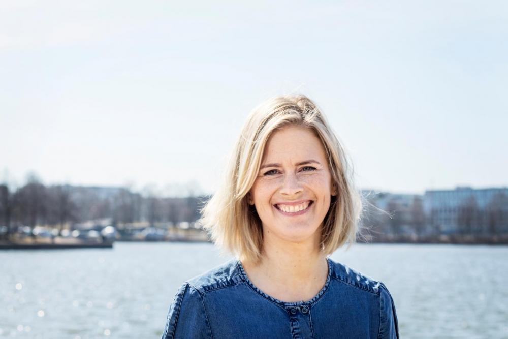 Jenni Rantala Kuvaaja: Eeva Anundi