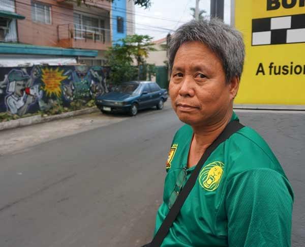 LEARNin koordinaattori Joselito Fuentes ei päässyt myrskyvaroituksen tullessa palaamaan asemapaikkaansa Taclobaniin, mutta rakensi jo perjantaina Manilassa ammattiliittojen avustusverkostoa myrskytuhojen korjaamiseksi.