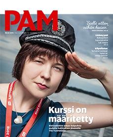 Pam Palkkataulukot
