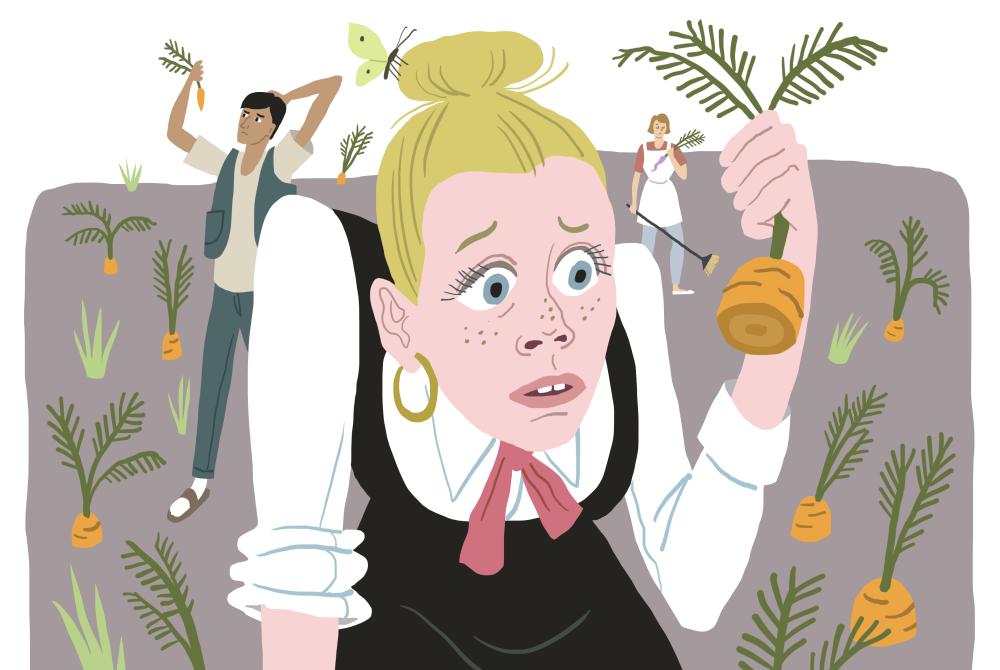 Kuvitus: Anja Reponen
