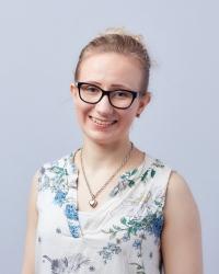 Emma Haapasaari. Kuva: Pasi Salminen