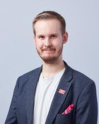 Christian Karau. Kuva: Pasi Salminen