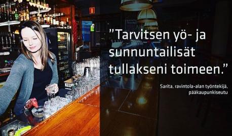 Ravintola Alan Tes Palkka