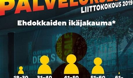 Nuori PAMin jäsen, sinua tarvitaan! Nimittäin ilmoittautumaan mukaan PAMin liittokokousvaaleihin. Tällä hetkellä nuoret ovat vähemmistönä ehdokkaiksi ilmoittautuneissa. Jos haluat, että nuorten ääni kuuluu siinä, mitä asioita PAM edistää seuraavien vuosien ajan, niin nyt on hetkesi toimia! Lue lisää ja ilmoittaudu: pam.fi/liittokokous #pamliittokokous #tulevaisuudenpalveluksessa #vainpamjutut #hetkionnyt #nuortenääni #toimiheti #palveluala #nuoriatarvitaan #unohtumatonkokemus