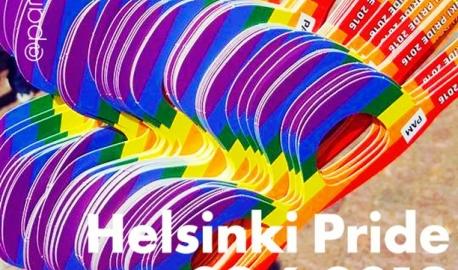 🏳️🌈 Pride-kulkue tuo kaikki sateenkaarenvärit Helsinkiin huomenna lauantaina 29.6. Me ollaan vahvasti mukana kulkueessa, tuu sinäkin! Kulkue starttaa klo 11 Senaatintorilta. 🏳️🌈 Jaamme tapahtumassa jo klassikon maineen saaneita Pride-laseja. Tule siis heti nappaamaan omasi, nämä viedään käsistä!!! 🏳️🌈 Aina yhdenvertaisuuden ja ihmisoikeuksien puolesta!  #pamoffinland #pridehelsinki2019 #pride #tasaarvollekyllä #ihmisoikeuksillekyllä #pridelasit #pridekulkue #vainpamjutut #hyvienpuolella