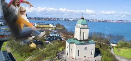 Jäsenetu: Helsinki-elämys 4D-versiona
