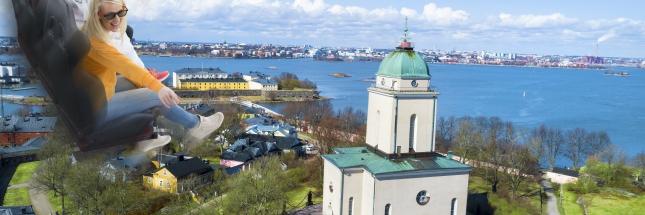 Helsinki-elämys 4D-versiona