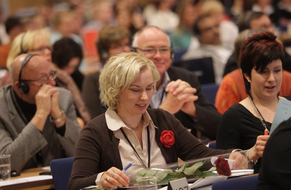 PAMin edustajisto jää historiaan, ja tilalle tulee liittokokous ja sen valitsema valtuusto. Kuva: Pekka Sipola