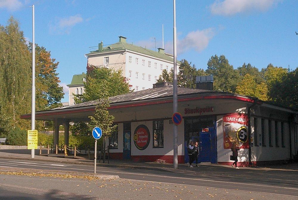 SnackPoint-kahvio suljettiin syyskuun lopussa