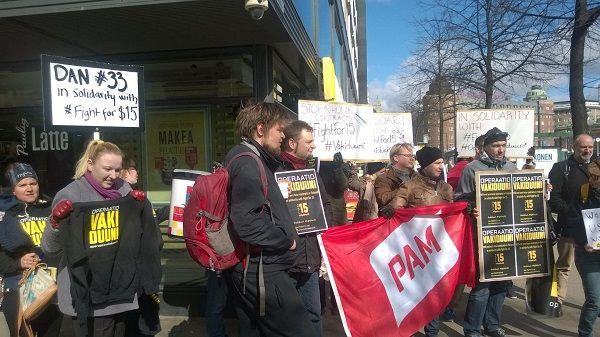 Kaksi kampanjaa lyö kättä: nyt vaaditaan minimityöaikaa ja minimipalkkaa